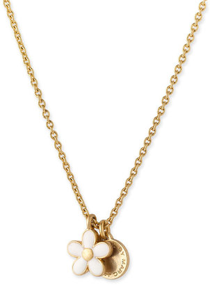 MARC BY MARC JACOBS 'Daisy Chain' Pendant Necklace - Gold Pendant Necklaces