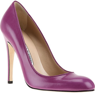Manolo Blahnik Tuccio - Magenta - Manolo Blahnik