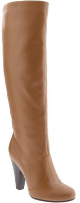 Women&#39;s Faux-Leather Knee-High Boots - Shoes