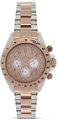 Toy Watch Women&#39;s Rose Gold Chrono Watch - Rose Gold Watches