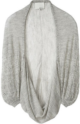 3.1 Phillip Lim Floating Shrug Sweater - Sassy Shrug Sweaters