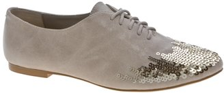 Sm Luxe Jazz Sequined Oxford - Boyish Brogues