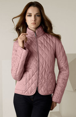 The Look for Less: Burberry Brit Quilted Jacket - The Budget Babe ... : nordstrom burberry quilted jacket - Adamdwight.com