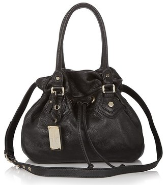 MARC BY MARC JACOBS Classic Q Petite Drawstringy Leather Tote - Handbags