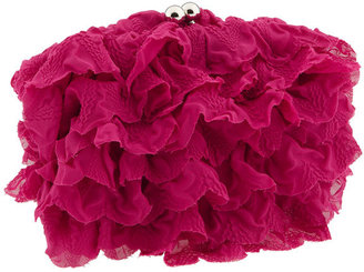 Betsey Johnson 'Betsey's Night Out' Frame Clutch - Handbags