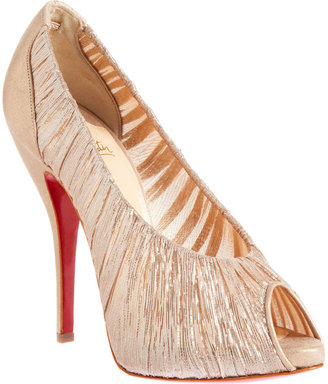 Christian Louboutin Chichi - Nude - Evening Pumps