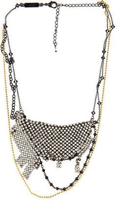 Sorelli Multi Chain Necklace - Max &amp; Chloe