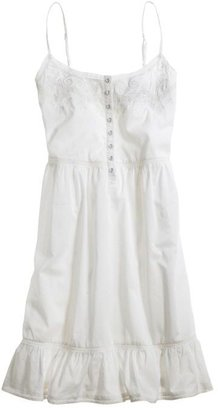 Aerie Lace Button-Front Dress - Clothes