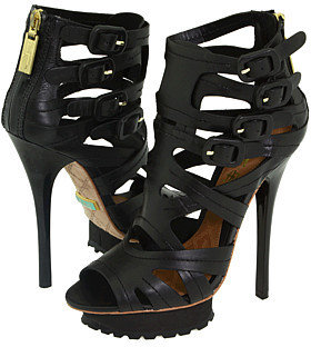 L.A.M.B. Zan - Platform Sandals