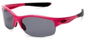 Oakley Women&#39;s Commit Polarized Sunglasses - Half Jacket Sunglasses