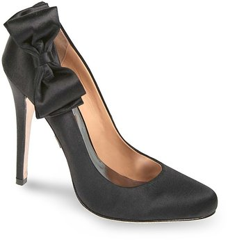 "Badgley Mischka ""Calton"" Pumps with Bow - Evening Pumps"