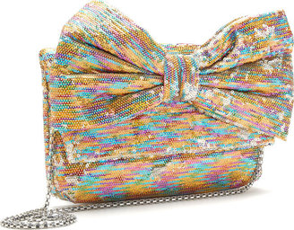 Bowtiful Sequin Clutch - Betsey Johnson
