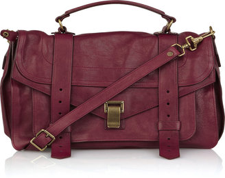 Proenza Schouler PS1 Medium leather satchel - Satchel