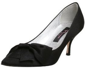 Nina Women&#39;s Paladin Kitten Heel Pump - Kitten Heels