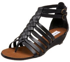 295fe80b2722 The Look for Less  Steve Madden Kasidy T-Strap Wedge Sandal - The ...