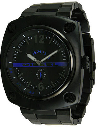Diesel Black Dial Watch - Black Dial Watches for Men