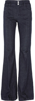McQ High-rise flared jeans - Flare Jeans