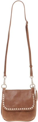 Ash Daisy Leather Mini Cross Body Bag - Shoulder Bags