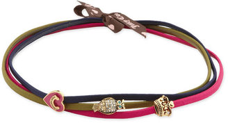 Juicy Couture Charm Headbands (Set of 3) - Accessories