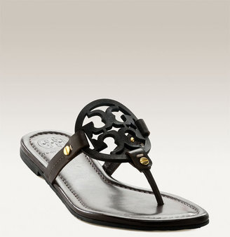 0417651300de The Look 4 Less  Inspired by...Tory Burch Miller Thong Sandal