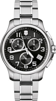 Victorinox Swiss Army &#39;Officers&#39; Chronograph Watch - Dress Like Cristiano Ronaldo