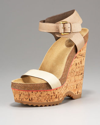 Stella McCartney Maia Platform Wedge - Stella McCartney