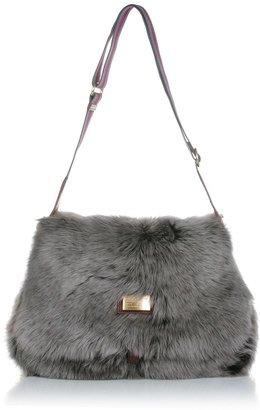 Marc By Marc Jacobs Edie Fur Bag - Handbags