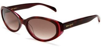 Kate Spade Women&#39;s Brynn Plastic Sunglasses - Retro Cateye Sunglasses