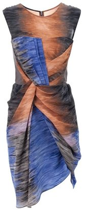 PETER PILOTTO - Sleeveless sculpted dress - Holiday Dresses