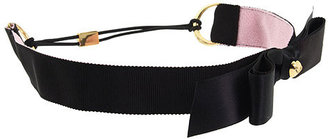 Juicy Couture Headband with Bow &amp; Heart Charm - Headband