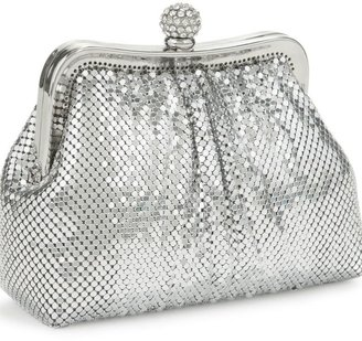 Kate landry metal-mesh frame clutch - Magnificent Metals