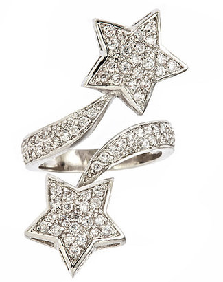 Blu Bijoux Star Ring - Decorative Rings