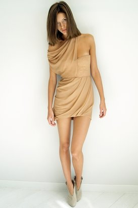 Jasmine Di Milo Silk Light Georgette Asymmetric Dress - Dresses &amp; Skirts