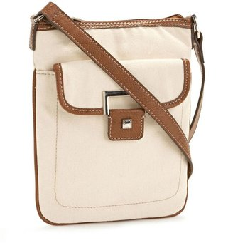 Liz claiborne new york &quot;heritage opp&quot; hip cross-body bag - Liz Claiborne