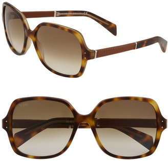 Tod&#39;s Oversized Square Sunglasses - Square Sunglasses