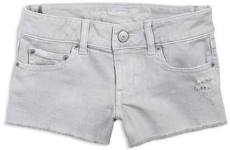 AE Grey Denim Shortie - Jeans