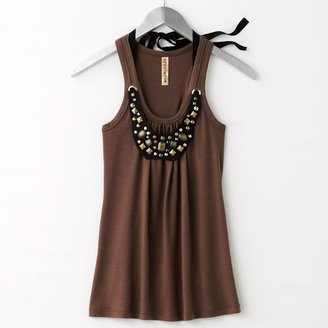 240f7605dae Four Bib Necklace Tanks  Would You Wear One  - The Budget Babe ...