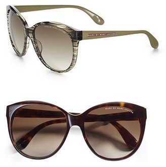 Marc by Marc Jacobs Large Sunglasses - Classic Sunglasses