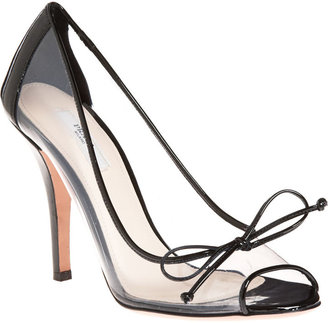 PRADA Plex Pump - Black - Peep Toe Pumps