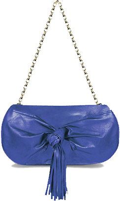 Danielle Nicole Kristi Clutch - Patent Leather Shoulder Bag
