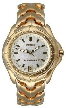 Seiko Men&#39;s Gold-tone watch #SGD282 - Incredibly Gold Watches for Men