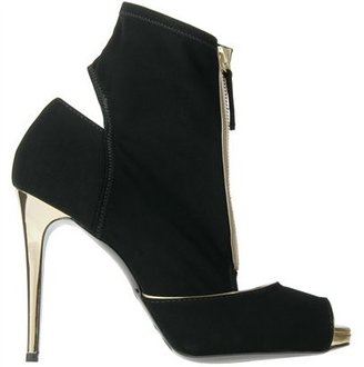 Stella Mccartney Stretch Open Toe Booties - Stella McCartney