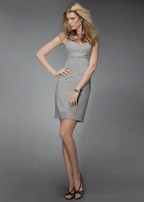 Graystone Sheath Dress - AK Anne Klein