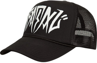 FATAL Bones Mens Trucker Hat - Tilly&#39;s