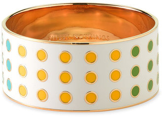 Kate Spade &#39;idiom&#39; Wide Enamel Bangle - Kate Spade Bangles