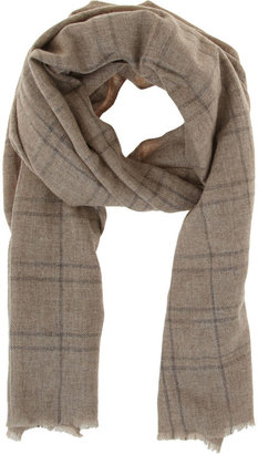 Denis Colomb Faded Plaid Scarf - Dress Like Jenny Humphrey