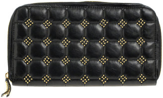ASOS Honeycomb Zip Around Clutch - Clutches