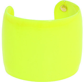 CC SKYE Day Glo Neon Cuffs - Funky Fluorescent Finds