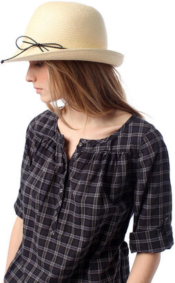 Pins and Needles Straw Bowler Hat - Stylish Bowler Hats