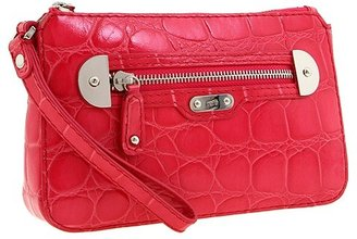 Rafe New York Shiny Croco Abigail Wristlet - Rafe New York
